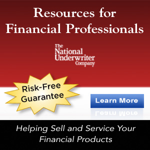 Sales Tools for the Financial Professional | NationalUnderwriter.com