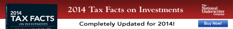 NEW 2014 Tax Facts on Investments