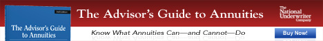 2012 Advisor's Guide to Annuities