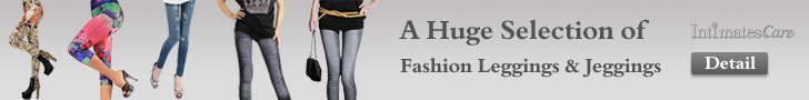 A Huge Selection of Fashion Leggings & Jeggings