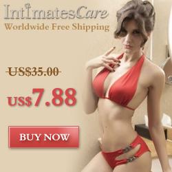 Hot Red Bikini set