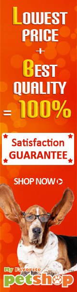 Lowest Price + Best Quality = 100% for Buying Pet Products! Satisfaction Guarantee! Shop Now!