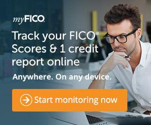 myfico credit score promo code