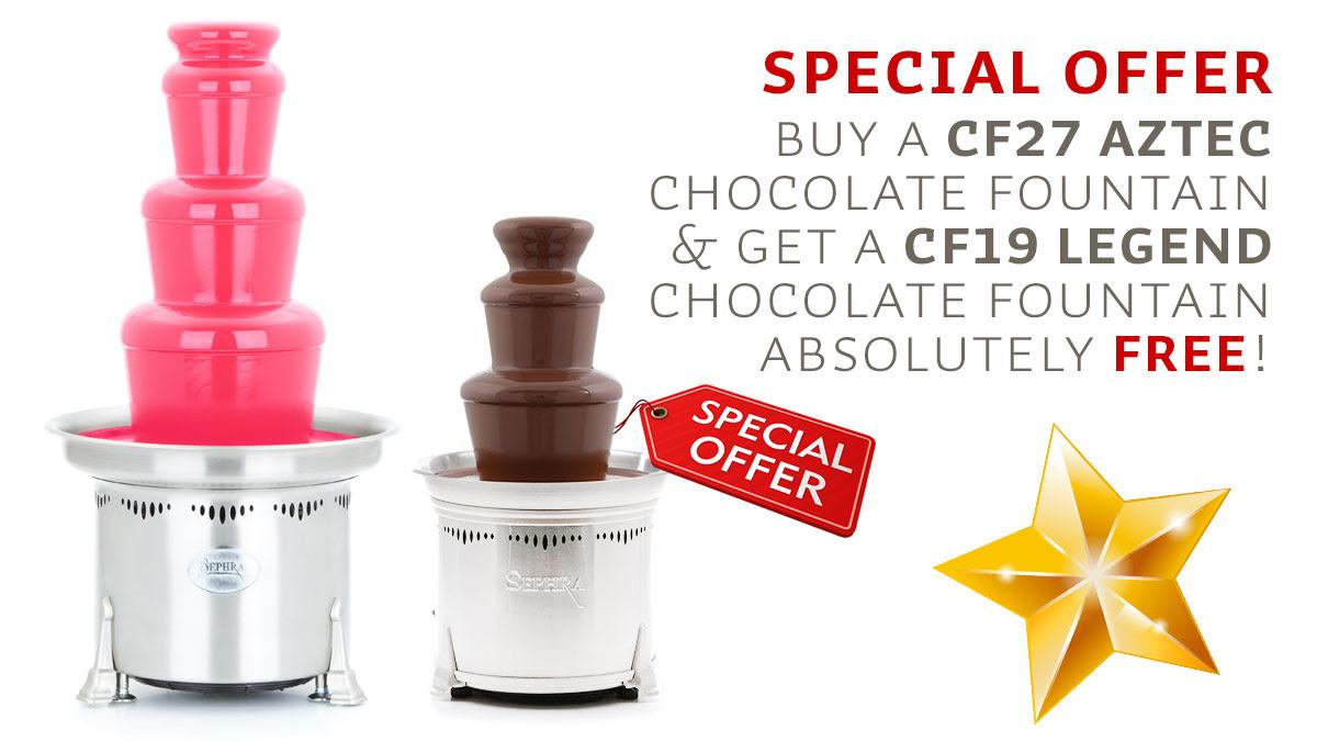 sephrausa.com - Special Offer Buy A One Fountain & Get One Fountain
