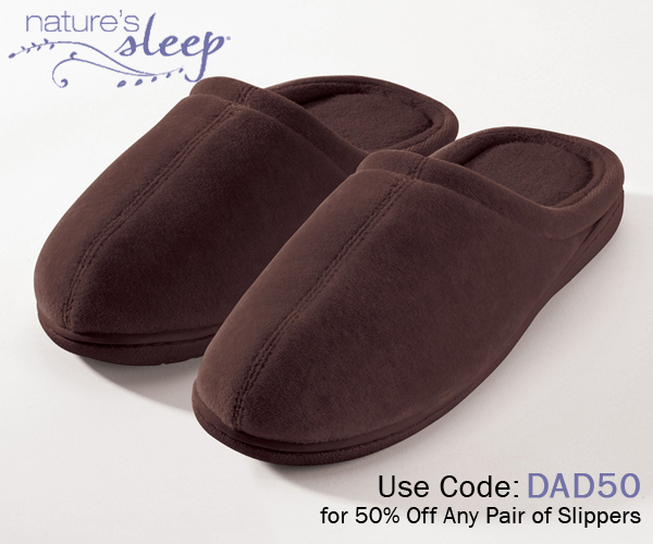 Celebrate Dad with Nature's Sleep!
