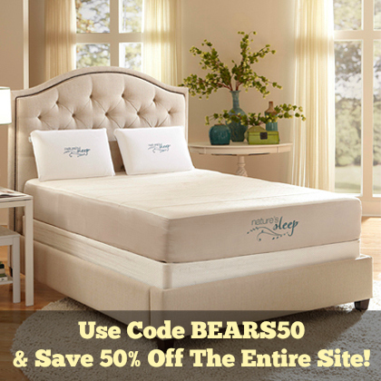 Save 50% Off All Nature`s Slee...