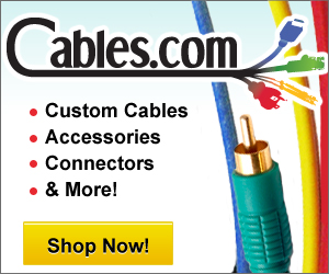 Cables.com - When it comes to connectivity we've got you covered!
