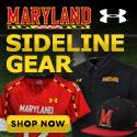 Shop Maryland Terrapins Apparel