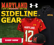 Shop Maryland Terrapins Sideline Gear