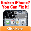 broken iphone? you can repair it