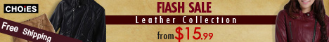 Flash sale at Choies from $15.99, free shipping