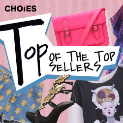 Top-sellers promotion at choies.com