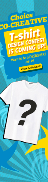 Choies T-shirt Design Contest