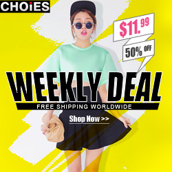 Choies Weekly Sale from $11.99