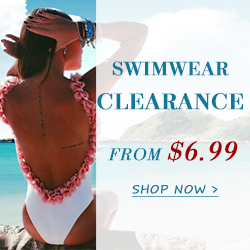 Swimwear Big Clearance - Start From $6.99