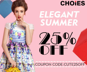 25% off for cute things
