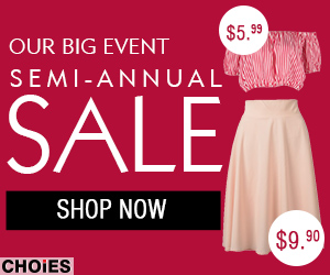 Semi-annual Sale from $5.99,up to 80% off