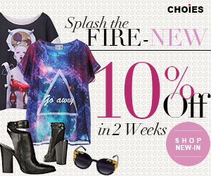 New Arrivals, 10% OFF in Two Weeks!