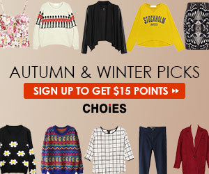 Autumn & Winter New-in, sign up to get $15 points