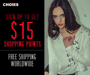 Sign up to get $15 shopping points plus free shipping