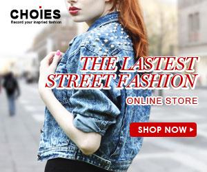 Choies street fashion online
