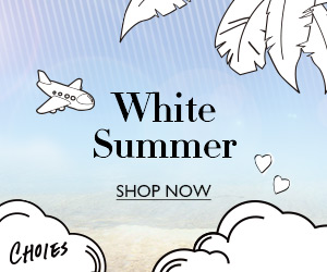 Up to 60% off summer dresses and tops
