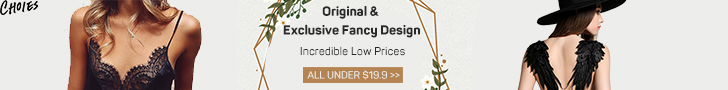 Original & Exclusive Fancy Design, Incredible Low Prices! ALL UNDER $19.9 + Extra $12 OFF $99+ (code: PD12)