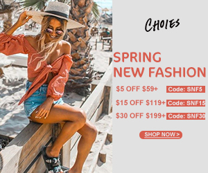 NEW Spring Fashion Trends,Buy More Save More!