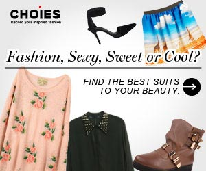 Fashion clothes and shoes