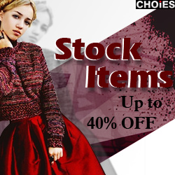 Stock Clearance up to 40% off, shipping within 24h