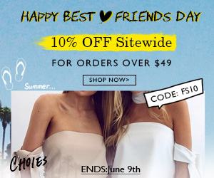 Best friends day sale - get 10% off $49 sitewide