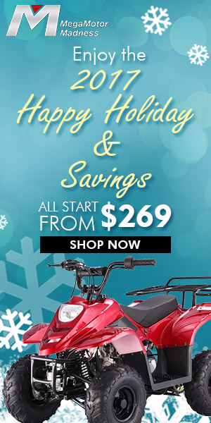 Enjoy the 2017 Happy Holiday & Savings. All Start from $269. Shop Now!