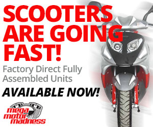 Scooter Season Sale