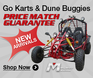 New Arrivals  Go Karts & Dune Buggies  Price Match Guarantee  Starting at $969  Shop Now