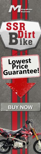 SSR Dirt Bike! Lowest Price Guarantee! Buy Now!
