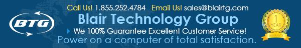 Blair Technology Group Banner
