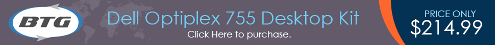 Dell Optiplex 755 Desktop Kit