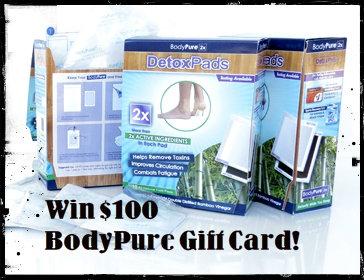 Win $100 BodyPure Gift Card!