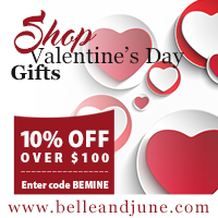 Shop 200+ Valentine's Day Gift Ideas that last a lifetime. 10% Off Your order. www.belleandjune.com