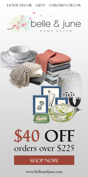 Shop thousands of gifts and Luxury Home Accents. Take $40 off Your Order over $225. Shop belleandjune.com