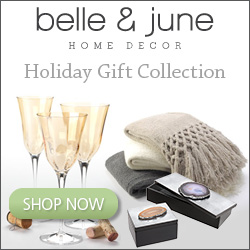 Holiday Shopping Just Got Easier with Our collection of 1000 gifts www.belleandjune.com