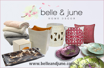 Belleandjune.com a leader in home accessories for Adult and Child