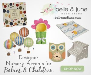 Designer Nursery Accents for Babies and Children