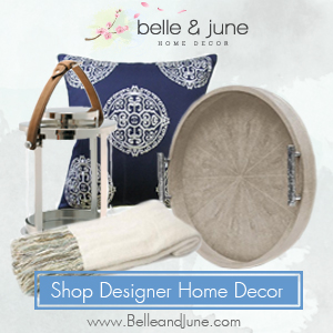 Exquisite Home Decor | Shop www.belleandjune.com
