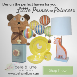 Design The Perfect Haven For Your Little Prince or Princess | Shop belleandjune.com