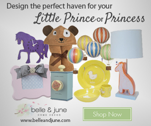 Design The Perfect Haven For Your Little Prince or Princess | Shop belleandjune.com