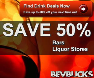 Bevbucks Daily Drink Deals