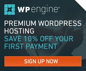 10% Off WP Engine