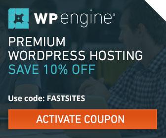 10% Off WP Engine