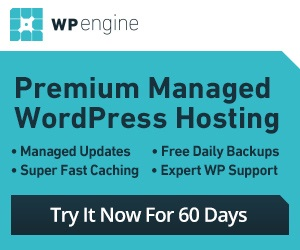 Premium Managed WordPress Hosting